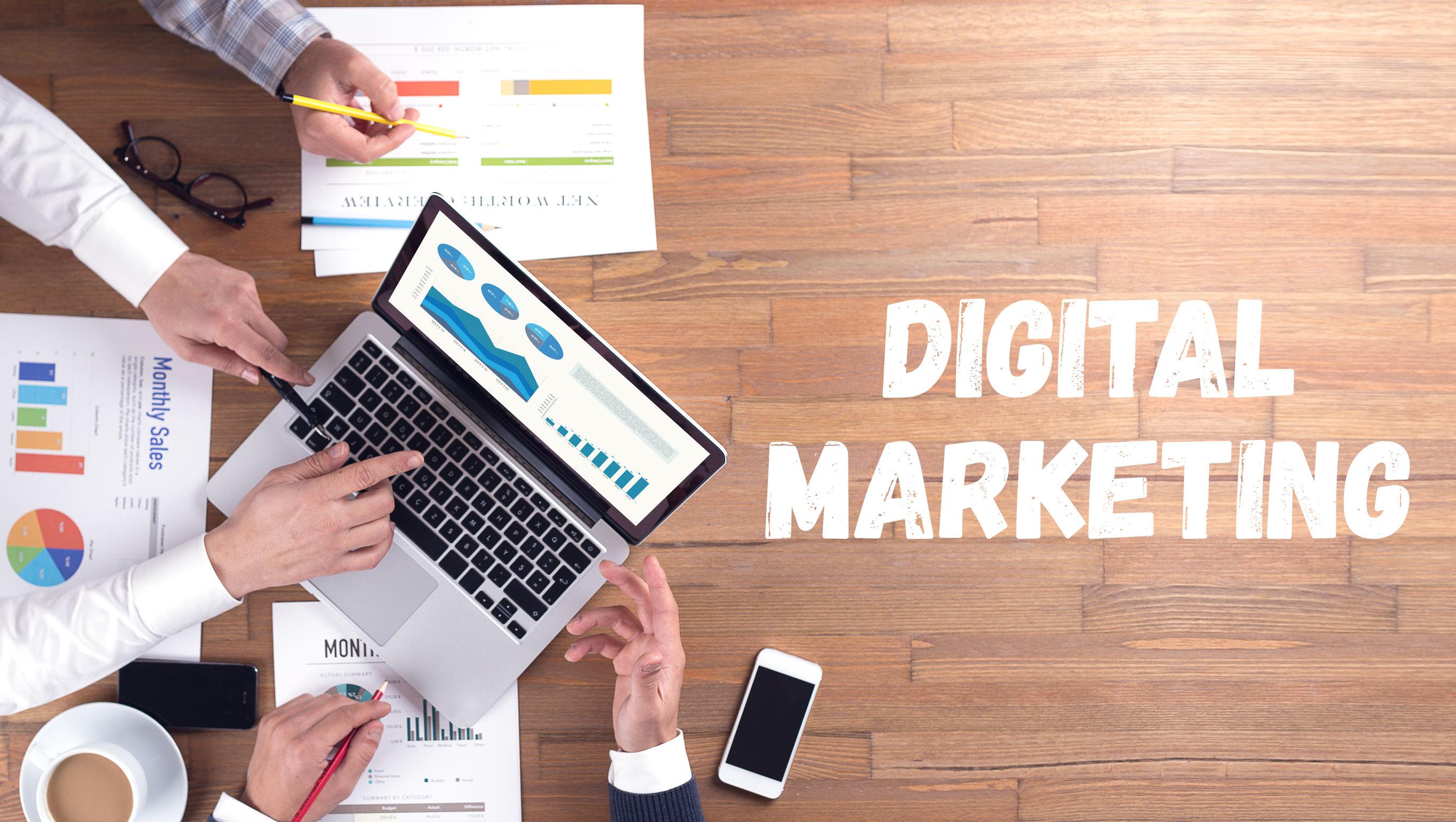 ¿Qué es el marketing digital y cómo se emplea?