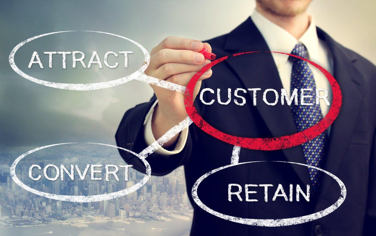 ¿Por qué retener clientes es más importantes que adquirir nuevos?